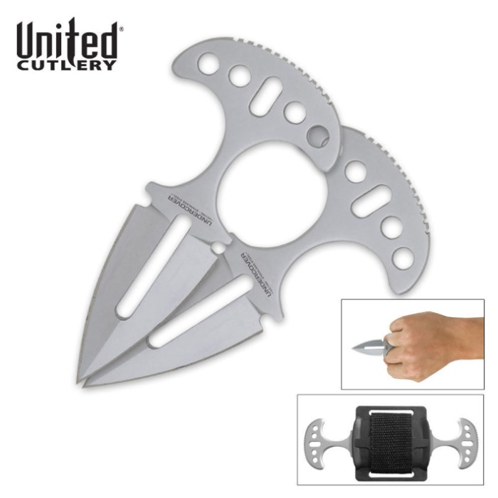 United Cutlery Undercover Twin Push Dagger