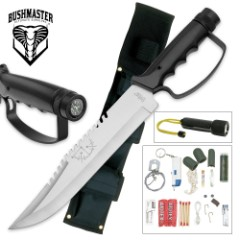 United Cutlery Bushmaster Survival Knife