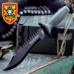 One Shot One Kill Survival Bowie and Sheath