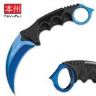 Honshu Blue Karambit