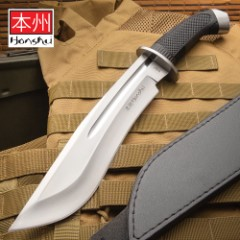 United Cutlery Honshu Boshin Bowie With Sheath