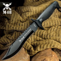 M48 Tactical Commando Knife
