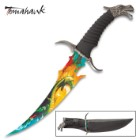 Fantasy Dragon Bowie Knife