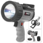 Wagan Impact Resistant Brite Nite 3w LED Spotlight