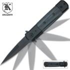 Imitation Black Pearl  Assist Pocket Pocket Knife