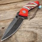 Southwest Pocket Knife - Red
