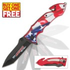 Make America Great Again Pocket Knife - BOGO