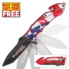 Make America Great Again Pocket Knife - BOGO