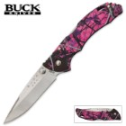 Buck Bantam Muddy Girl Pocket Knife