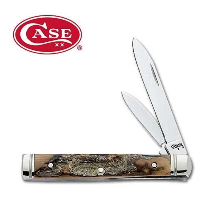 Case LE Mammoth Ivory Baby Doc Folding Knife | BUDK com - Knives