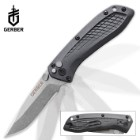 Gerber US-Assist S30V Fine Edged Assisted Opening Pocket Knife
