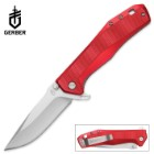Gerber Index Pocket Knife – Red