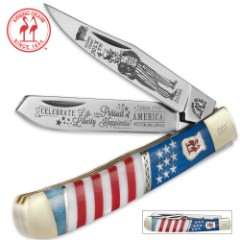 Kissing Crane 2016 4th of July Trapper - Special Limited Edition