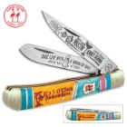 Kissing Crane Margarita Trapper Pocket Knife