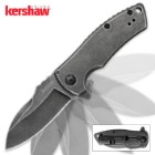 Kershaw Spline Assisted Opening Pocket Knife
