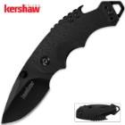 Kershaw Shuffle Pocket Knife Black