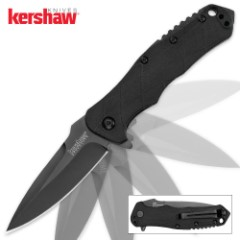 Kershaw RJ Tactical 3.0 Assisted Opening Folding Pocket Knife