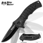 "Ridge Runner ""Field Shadow"" Assisted Opening Pocket Knife"