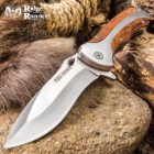 Ridge Runner Herdsman Traditional Assisted Opening Pocket Knife