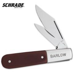 Schrade Jackmaster Barlow 278 Pocket Knife