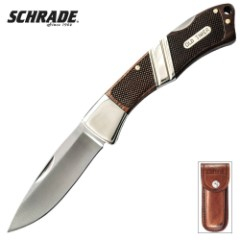 Schrade Old Timer Mountain Beaver Senior Knife