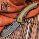 Black Ronin Bushido Pocket Knife
