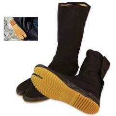 Traditional Ninja Tabi Boots with Split Toe Size 10