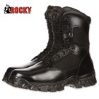 Rocky Alpha Force Zipper Waterproof Duty Boot
