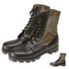 Rothco OD Jungle Boots