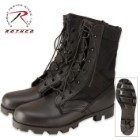 Black GI Type Cordura Nylon Speedlace Jungle Boots