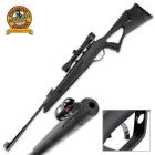 Longhorn Air Rifle Combo With Synthetic Stock