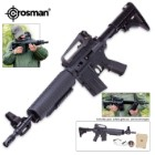 Crosman M4-177 BB/Pellet Air Gun Kit