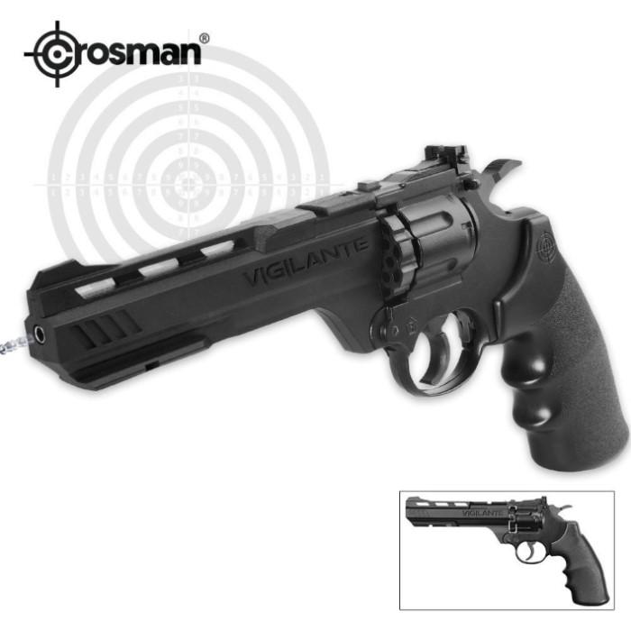 Crosman  357 Magnum CO2 Air Pistol | BUDK com - Knives