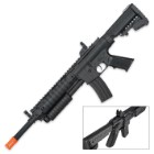 Pump Action Spring Airsoft Rifle