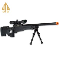 UTG Shadow OPS Sniper Airsoft Rifle