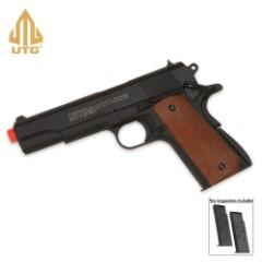 UTG Sport 1911 Full Metal Spring Airsoft Pistol