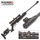 Swiss Arms TG-1 177 Airgun Black