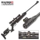 Swiss Arms TG-1 177 Airgun Black