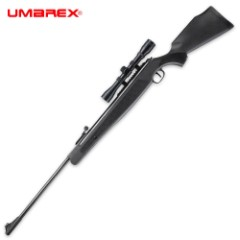Ruger Air Magnum .22 Combo 4x32 Scope