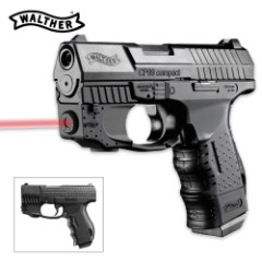 Walther C99 Compact Pistol w/Laser