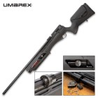 Umarex Gauntlet .22 PCP Air Rifle - Synthetic Stock, Adjustable Trigger, 10-Shot Magazine, 1,000 FPS, Dovetail Rail - Length 46 3/4""