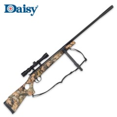 Winchester 1400 Camo Break Barrel Pellet Rifle with Bipod