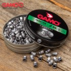 Gamo .22 Caliber Hunter Air Gun Pellets - 250-Count, 676 FPS, 15.4 Gr, Consistent Shape And Size, Terrific Impact
