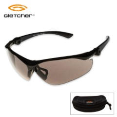 Gletcher Lightweight Shaded Shooting Glasses