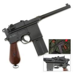 Gletcher M712 Broom Handle Mauser – CO2-.177 BB
