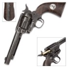 The Duke Colt CO2 BB Weathered Revolver