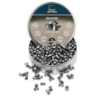 Barracuda .177 Caliber Round Nose Pellets – 400-Count
