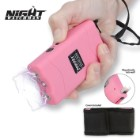Night Watchman 2 1/2 Million Volt Stun Gun - Pink