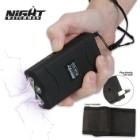 Night Watchman 2 1/2 Million-Volt Stun Gun - Black