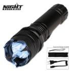 Night Watchman 2 Million Volt Police Stun Gun Flashlight